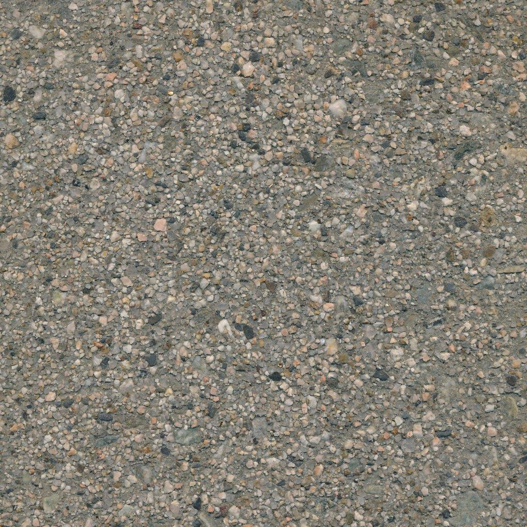 Exposed Aggregate Topcast 25